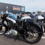 Mike Ward's BSA